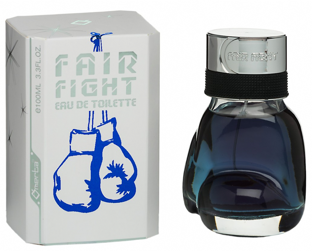 Omerta Mens Aftershave Fair Fight 100ml EDT